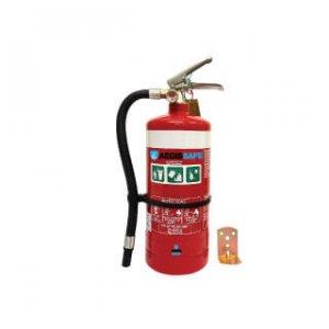 2.5kg Dry Chemical Powder Fire Extinguisher ABE with Wall Bracket