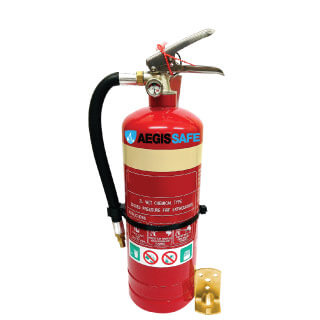 2 Litre Wet Chemical Fire Extinguisher