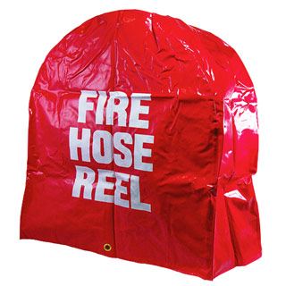 Fire Hose Reel Cover PVC