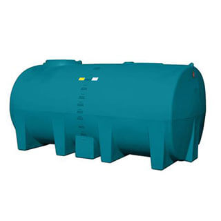 10000 Litre Active Liquid Water Cartage Tank
