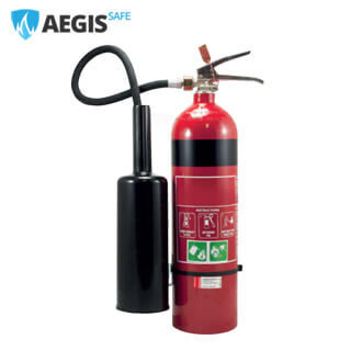 5 Kg CO2 Fire Extinguisher