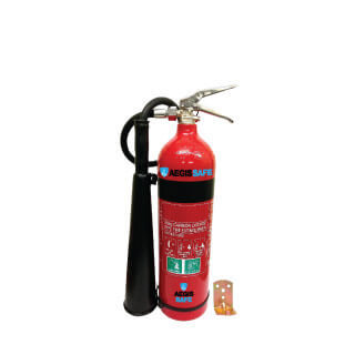 3.5kg CO2 Fire Extinguisher Electrical