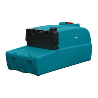 400 Litre Active Liquid Space Saver Water Cartage Tank
