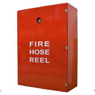 Fire Hose Reel Cabinet Break Glass