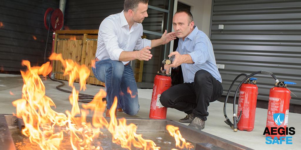 Fire Extinguisher Testing Brisbane