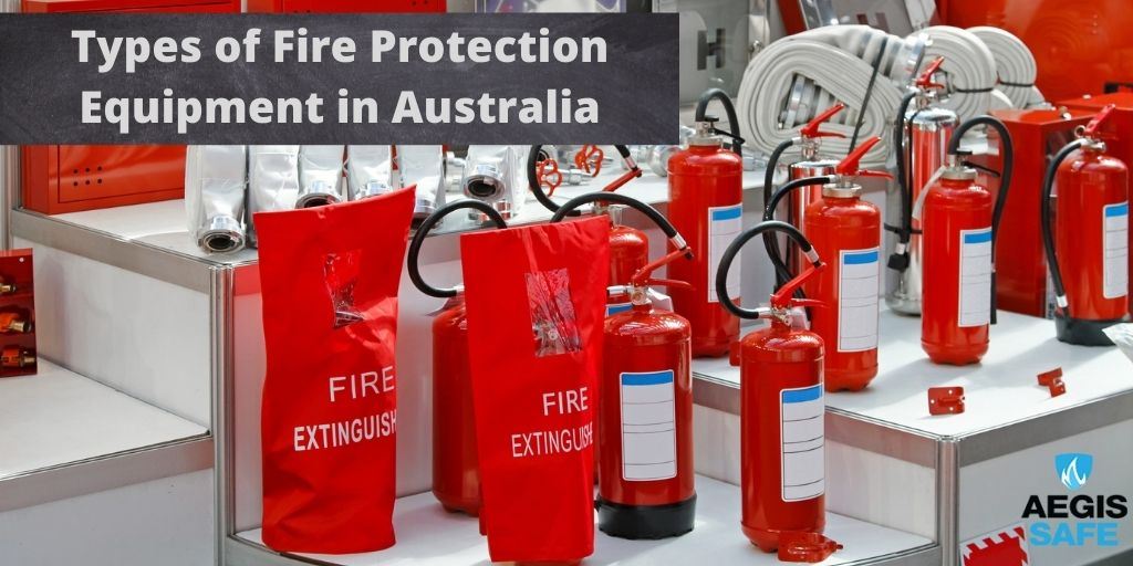 Types of Fire Protection Equipment in Australia